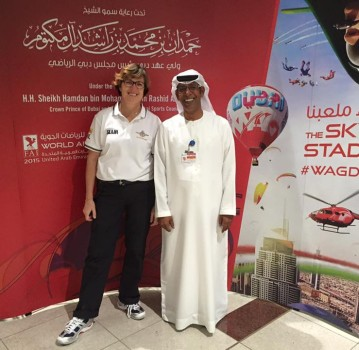Eerste dag in Dubai