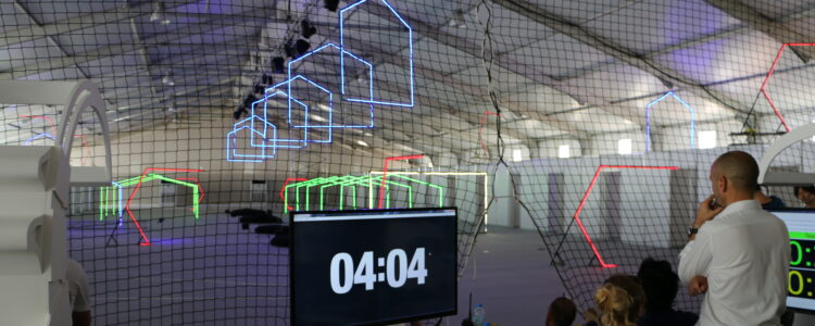 Dutch Drone Race Team SQG aangekomen in Dubai