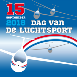 15 september: Dag van de Luchtsport