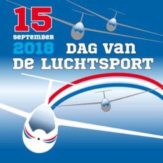 15 september: Dag van de Luchtsport