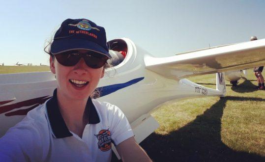 Het OMK van luchtsportheld Annemiek