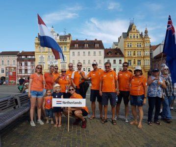WK Zweefvliegen in Tsjechië