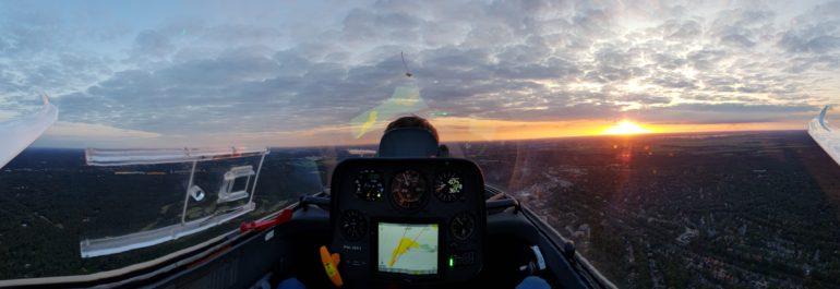 Terugblik Dag van de Luchtsport