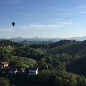 Ballonvaren in Kroatië