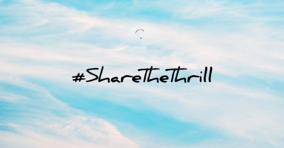 #ShareTheThrill – #3