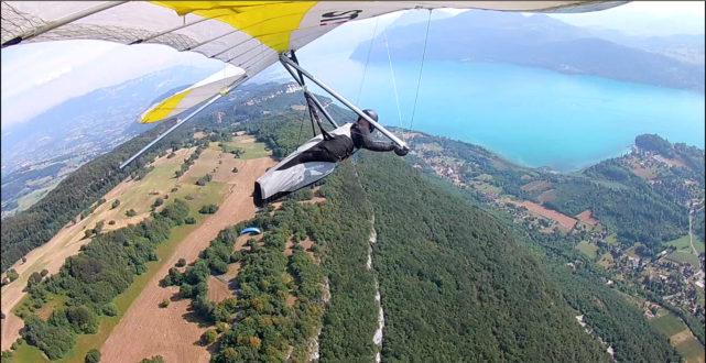 Mooie bergvluchten in Frankrijk