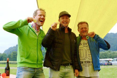 Dutch Open kent meerdere winnaars