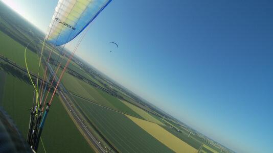 Luchtsport seizoen in volle gang!