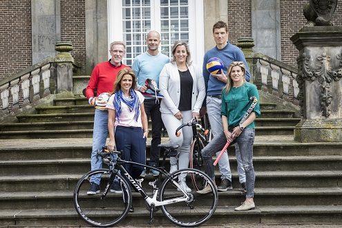Aero Club Salland hielp Olympisch kampioen Kim Lammers met bijzondere verrassing