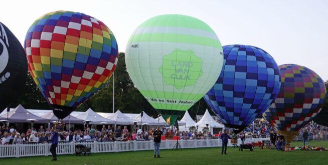 Modelballonnen: unieke tak van de modelvliegsport