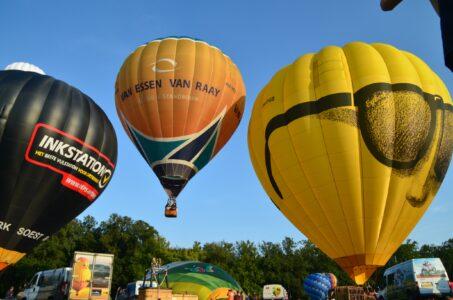 Ballonfiësta deel 1 – Barneveld