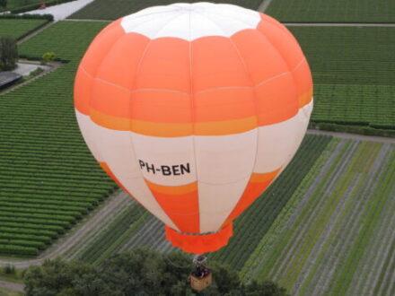 50 jaar ballonvaren in Nederland